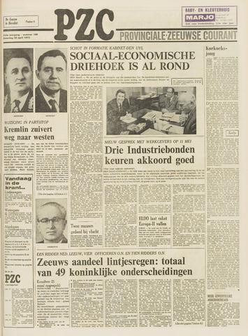 Provinciale Zeeuwse Courant 1973-04-28