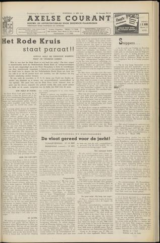 Axelsche Courant 1954-05-19