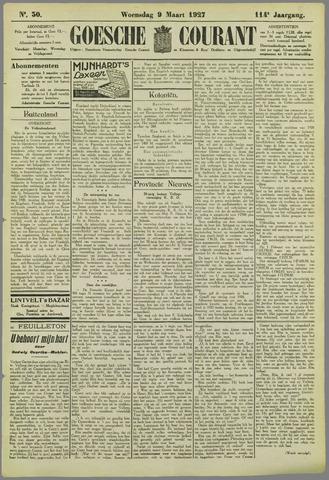 Goessche Courant 1927-03-09