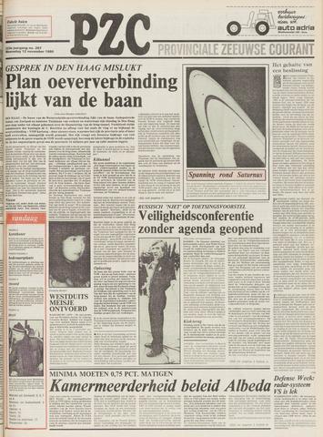 Provinciale Zeeuwse Courant 1980-11-12