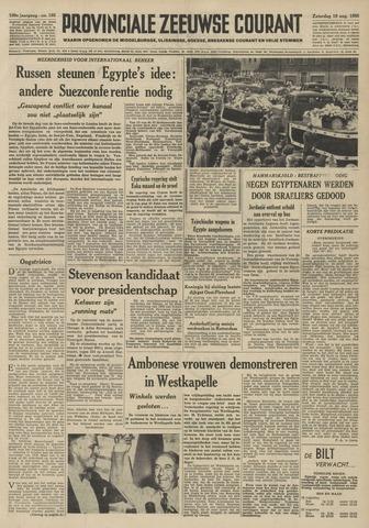 Provinciale Zeeuwse Courant 1956-08-18