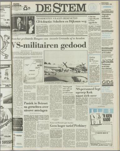 de Stem 1983-10-26