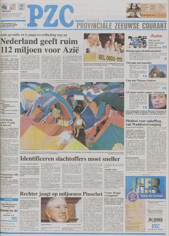 Provinciale Zeeuwse Courant 2005-01-07