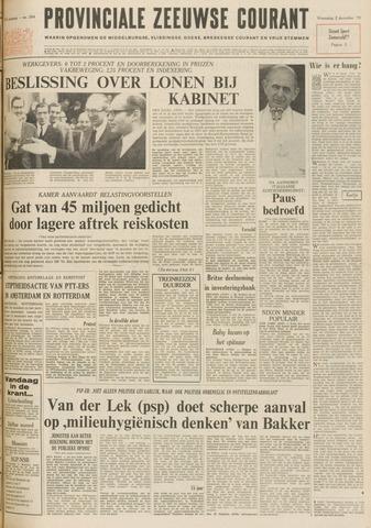 Provinciale Zeeuwse Courant 1970-12-02