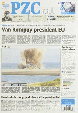 Provinciale Zeeuwse Courant 2009-11-20