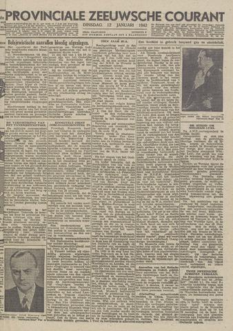 Provinciale Zeeuwse Courant 1943-01-12