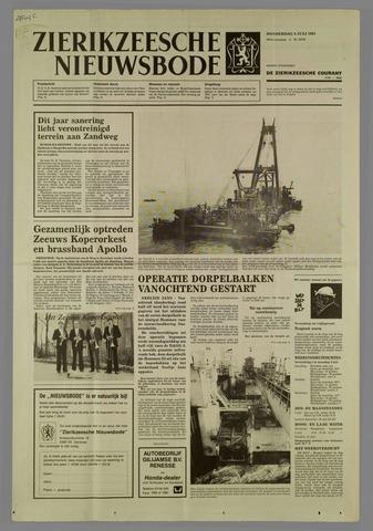 Zierikzeesche Nieuwsbode 1985-07-04