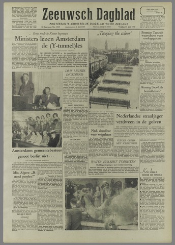 Zeeuwsch Dagblad 1957-06-14