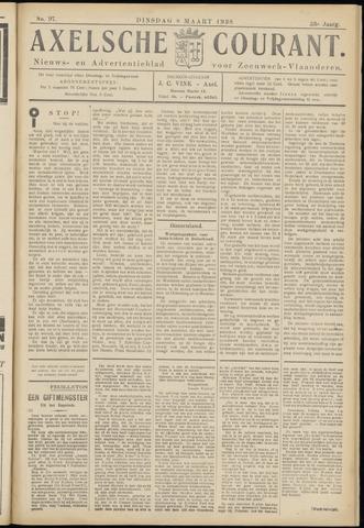 Axelsche Courant 1938-03-08