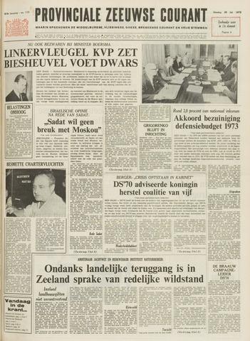 Provinciale Zeeuwse Courant 1972-07-25