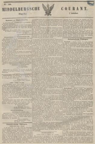 Middelburgsche Courant 1851-10-07
