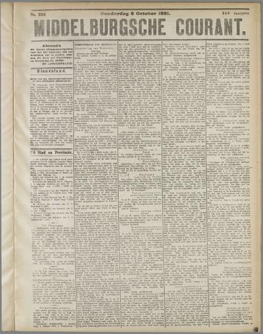 Middelburgsche Courant 1921-10-06
