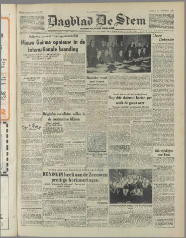 de Stem 1950-08-18