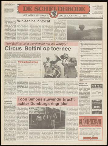 Scheldebode 1986-07-31