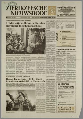 Zierikzeesche Nieuwsbode 1993-04-05