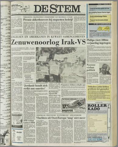 de Stem 1990-08-17