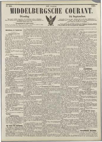Middelburgsche Courant 1901-09-24