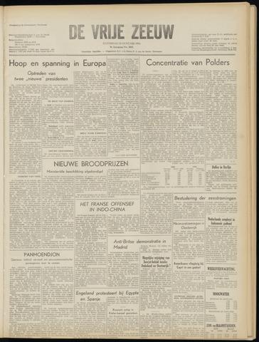 de Vrije Zeeuw 1954-01-23