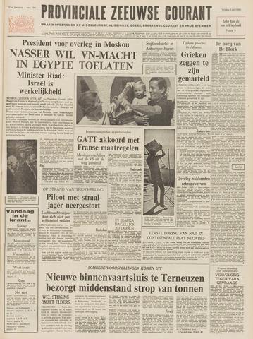 Provinciale Zeeuwse Courant 1968-07-05