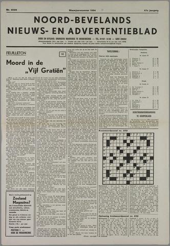 Noord-Bevelands Nieuws- en advertentieblad 1984