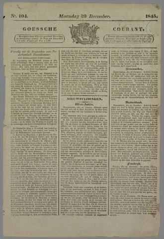 Goessche Courant 1845-12-29