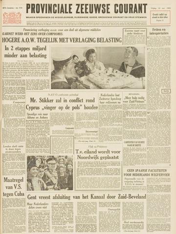 Provinciale Zeeuwse Courant 1964-05-15