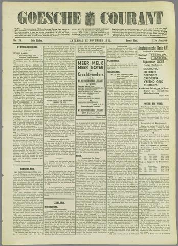 Goessche Courant 1932-11-12