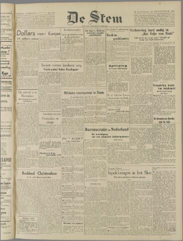 de Stem 1947-11-10