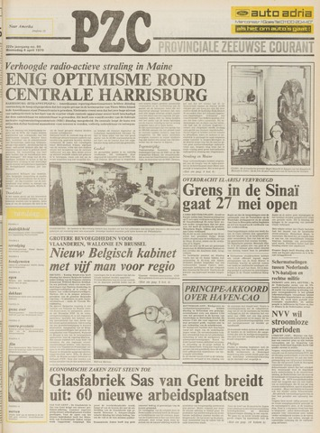 Provinciale Zeeuwse Courant 1979-04-04