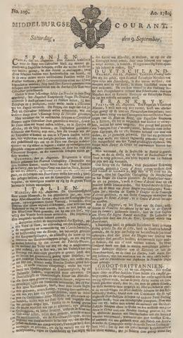 Middelburgsche Courant 1780-09-09