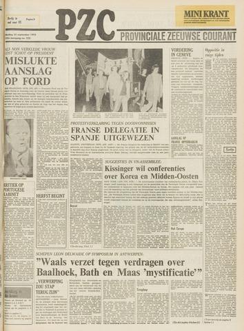 Provinciale Zeeuwse Courant 1975-09-23