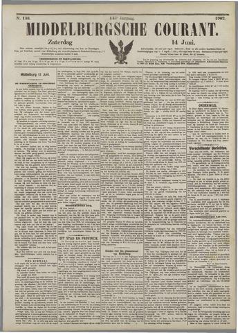 Middelburgsche Courant 1902-06-14