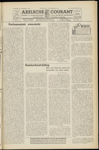 Axelsche Courant 1950-09-02