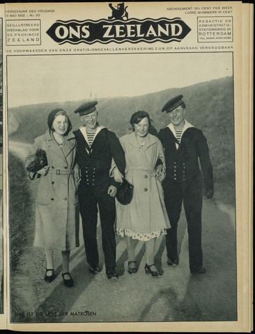 Ons Zeeland / Zeeuwsche editie 1932-05-13