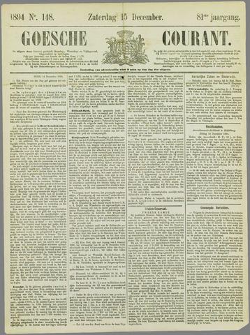 Goessche Courant 1894-12-15