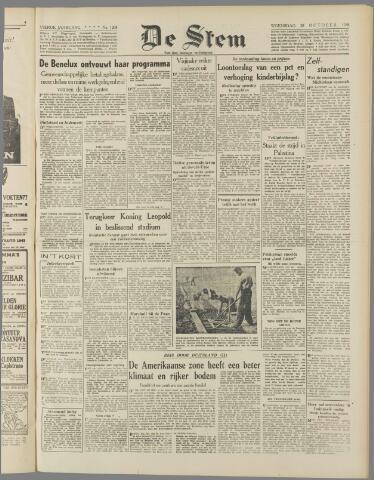 de Stem 1948-10-20