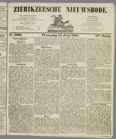 Zierikzeesche Nieuwsbode 1861-07-24