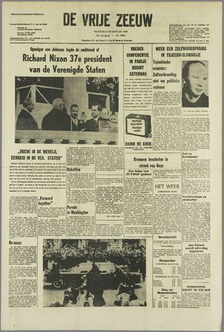 de Vrije Zeeuw 1969-01-22
