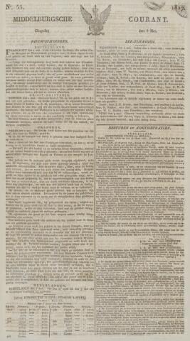 Middelburgsche Courant 1827-05-08