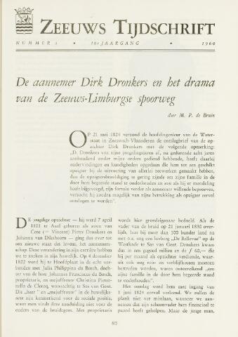 Zeeuws Tijdschrift 1960-07-01
