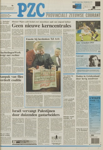 Provinciale Zeeuwse Courant 1994-10-24