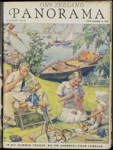 Ons Zeeland / Zeeuwsche editie 1938-06-02