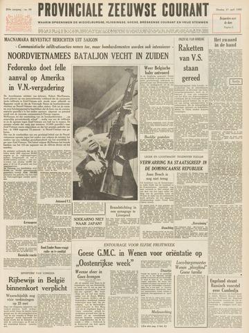 Provinciale Zeeuwse Courant 1965-04-27