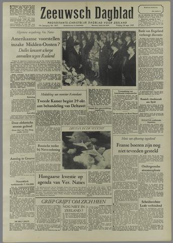 Zeeuwsch Dagblad 1957-09-20