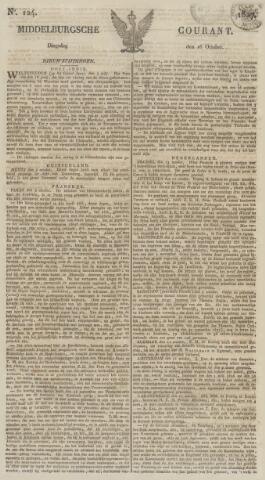 Middelburgsche Courant 1827-10-16