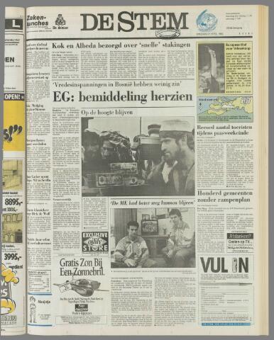 de Stem 1992-04-21