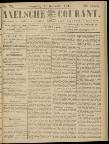 Axelsche Courant 1919-12-24