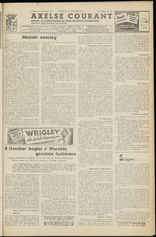 Axelsche Courant 1953-09-26
