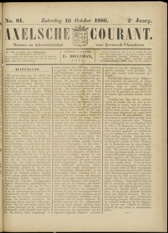 Axelsche Courant 1886-10-16