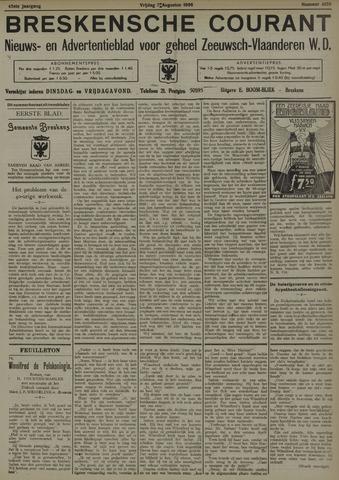 Breskensche Courant 1936-08-07